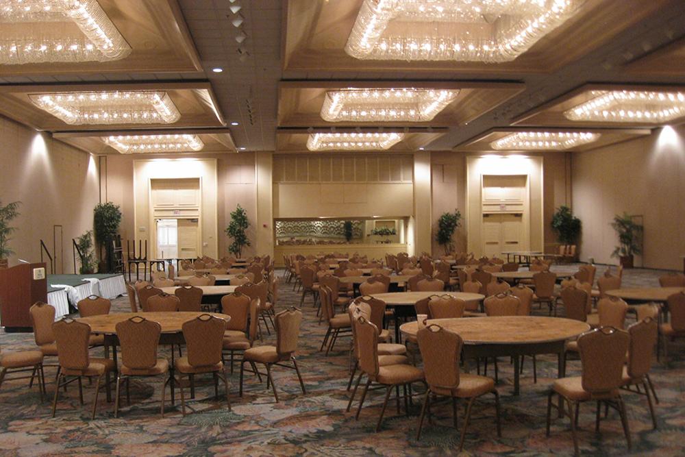 Hilton Hawaiian Village Coral Ballroom Amp Prefunction Area